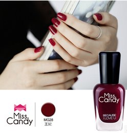 Wholesale Overalls Pregnant Women - Wholesale-Miss Candy Heath Pregnant woman can use nail polish Water-based Environmental ProtectionAvirulent insipidity overall stripping