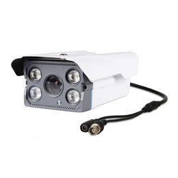 Wholesale Wholesale Vandal Cameras - CCTV Camera IR Array LED Security Camera 1 3 Inch CCD 1200TVL Night Vision Waterproof IP66