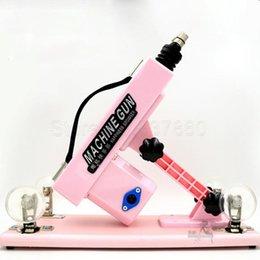 Wholesale Sexual Machines For Men - Automatic Sex Machine For Women or Men Retractable Masturbation Machine Dildo Simulating Sexual Vibrator Sex Products Adult Toys