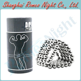 Wholesale Sex Beads Glass - Pleasure Beads Stretchy Penis Sleeves Cock Rings, Male Penis Rings Sex Toys Adult Products
