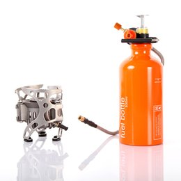 Wholesale Fuel Portable - Portable Multi Fuel Stove Oil Gas Burner Furnace Cooker for Outdoor Camping & Hiking Picnic H9219