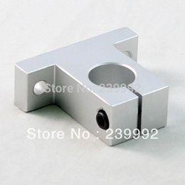 Wholesale Shaft Block Bearing - 4PCS SK12 SH12A 12mm linear rail shaft support block for cnc linear slide bearing guide cnc parts A2