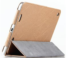 Wholesale Case Luxury Cover Tablet - 1pc Luxury Case for Xiaomi Mipad 2 with Stand Smart 3 Folding Flip PU Leather Cover for Xiaomi Mi Pad 2 7.9'' Tablet Shell