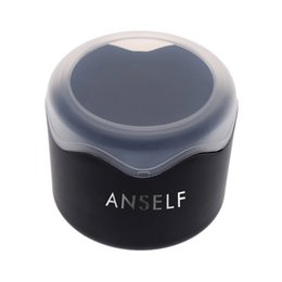 Wholesale Delicate Watches - ANSELF Fashion Round Plastic Delicate Watch Box Storage Case Multifunctional Wristwatch Case Container with Sponge Cushion J0551