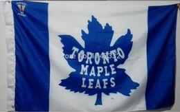 Toronto Maple Leafs NHL National Hockey League Flag hot sell goods 3X5FT  150X90CM Banner brass metal holes TML5 e3e652c67