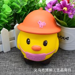 Wholesale Penguin Key Chain - New penguin Squishy penguin Squishies Simulation Food For Key Ring Phone Chain Toys Gifts All Kinds Of Style