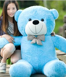 Wholesale Boyds Halloween - new Boyds Large 1.0Meters (100cm) Teddy Bear Lovers Big bear Arms Stuffed Animals Toys Plush Doll