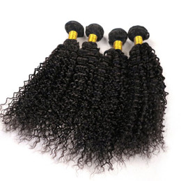 Wholesale Mixed Human Hair Bulk - Mink Virgin Hair Weaves Brazilian Human Hair Bundles Funmi Wefts Unprocessed Peruvian Indian Mongolian Bulk Human Hair Extensions Wholesale