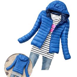 Wholesale Padded Jackets Women Plus Size - Hot Sale Women Cotton Jacket Hooded Women Coat Plus Size Thicken Winter Short Cotton Padded Outwear Casual Slim Women Jackets