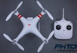 Wholesale Naza Quadcopter - Wholesale-rc helicopter DJI Phantom 330mm Ready to Fly Quadcopter with 2.4Ghz Radio +Naza + Naza Gps
