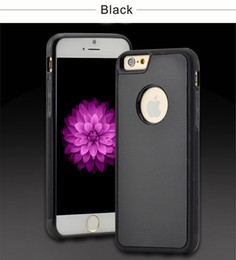 Wholesale Nano 6g Case - 2016 Newest Anti Gravity Case For iPhone 5G 5S 6G 6S 6PLUS 6SPLUS S7 Magical Anti Gravity Nano Suction Cover Adsorption Car