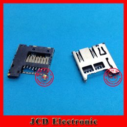 Wholesale Zte Phones Price - Wholesale-Best Price Free shipping Mobile Phone Card holder Card socket for Samsung Lenovo HTC ZTE ... KA-004