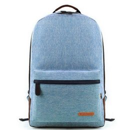 Wholesale College Korean Backpack - Wholesale-2015 Fashion Korean bags Preppy Wome Men Linen Backpacks College School bag For teenagers Bagpacks Casual Travel bags Mochila