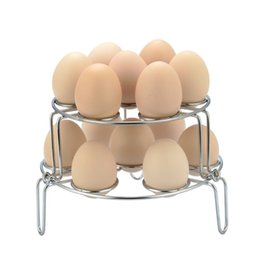 Wholesale Eggs Cooker - Electric Pressure Cooker Steam Rack Cooking Ware Steaming Rack Stand,Egg Cooker EggAssist
