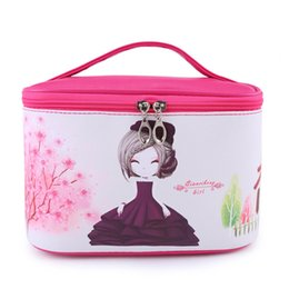 Wholesale Ms Homes - Mybasy Ms. Han's large capacity beautiful girl's portable toiletries bag, Travel, home essential professional cosmetics package