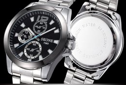 Wholesale Current Watches - 2015 Watches For Men Luxury And Fashion Watch Current Watch Men Top Brand Wristwatches Men Stainless Steel Casual Watch Fashion Hour