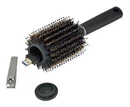 Nuevo cepillo de pelo caliente Negro Stash Safe Diversion Secreto de seguridad cepillo de pelo objetos de valor ocultos contenedor hueco para la caja de almacenamiento de seguridad para el hogar desde fabricantes