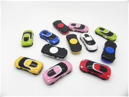 Wholesale Best Model Cars - High Quality Colorful Car Model Mini MP3 players Support TF Card with Earphone + USB Cable + Transparent box Best gift