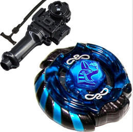 Wholesale new beyblade sets - New Style One Piece!!Beyblade Mercury Anubis (Anubius) Black Blue Legend Version Limited Edition WBBA Beyblade Toys Sale Beyblade Launcher