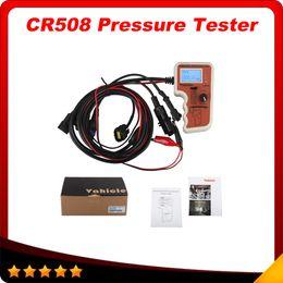 Wholesale Rail Code - 2015 Top selling CR508 Common Rail Pressure Tester and Simulator CR508 Pressure Tester CR508 Simulator DHL free