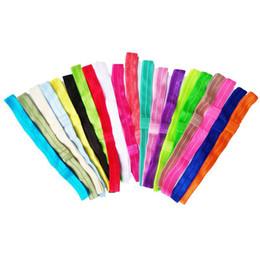 Accessori per capelli per bambina 20 Colori per bambini Accessori per capelli con fasce elastiche e di alta qualità per bambini CB004 da nuova foto coreana ragazza fornitori