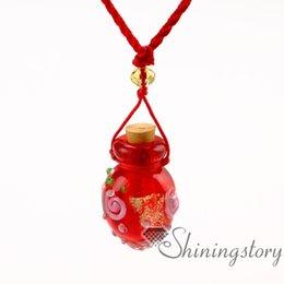 Canada collier urne souvenir cendres souvenir bijoux mémorial bijoux cendres bijoux pendentifs urnes médaillons pour cendres de crémation Offre