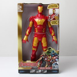 Wholesale Character Model Hero - The Avengers League of Legends Hero Alliance Figure Character Roles Model Toy doll Hulkbuster Captain America Iron Man Kids friends Gifts