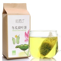 Wholesale Slim Product China - 180g China Natural Medicine Herbal Tea Lotus Leaf Teas Decrease To Lose Weights Slimming Products For Weight Loss Burning Fat