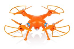 Wholesale Aerial Camera Lens - Syma X8C Venture Quadcopter Headless Mode with 2MP Wide Angle HD Camera 2.4G 4CH 6 Axis Gyro Professionl Drone RC RTF Helicopter