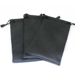 Wholesale Dust Bag Glass - Wholesale-Hot Sale 2015 NEW Fashion 10 Pcs Sunglasses Soft Cloth Dust Cleaning Optical Glasses Carry Bag Portable