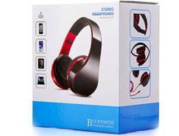 2018 привет стерео V3.0 Bluetooth Беспроводные наушники складная Hi-fi стерео наушники гарнитура для смартфонов с Retailbox Бесплатная доставка скидка привет стерео