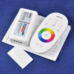 wifi para tablets Desconto RF Sem Fio Tocando RGBW Controlador de 4 Canais para RGBW Tira CONDUZIDA 12 V / 24 V Smartphone e Tablet WiFi Compatível