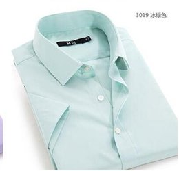 Wholesale Tall Collar Dress - Wholesale-camisa palmeiras 2016 short-sleeve shirt designer clothing men white clothing cotton big and tall mens clothing short sleeve 062