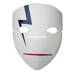 Wholesale Darker Black Mask - Darker than Black Full Face Mask Cover Halloween Party Costume Cosplay Accessory Collection