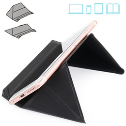 Wholesale Universal Phone Book - 2018 newest Mulit-function magic stand for phone ,book,tablet pc .mobile phone.notebook with retail box
