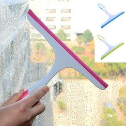 Wholesale Car Wipers Blades - Water Wiper Soap Cleaner Scraper Blade Squeegee Household Glass Car Vehicle Windshield Window Washing Cleaning Accessories