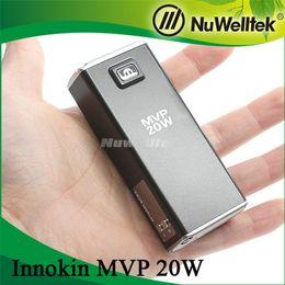 Wholesale Itaste Mvp Ecig - innokin itaste mvp 20w box mod 2600mAh 2015 Hot New ecig mods wholesale innokin itaste mvp 20w mod Original innokin mvp 20w mod