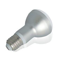 Wholesale R63 Lamp - Free Shipping R63 LED E27 High Brightness Bulb Lamp 7W Aluminium AC220V LED Umbrella Lamp Light BR20 Cold Warm White Available B10