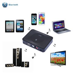 Wholesale Docking Music - Wholesale-NFC Bluetooth Audio Receiver for Sound System   Bluetooth receiver  Most Speakers NFC-Enabled Bluetooth HD Music Receiver