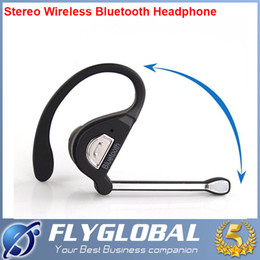 Wholesale Bluetooth Earphones For Cell Phone - 8015 In-ear Wireless Mono Bluetooth Earphone With Mic Headset Over Ear Headphones for iPhone6 Samsung S6 Htc LG and Others Cell Phones iPad