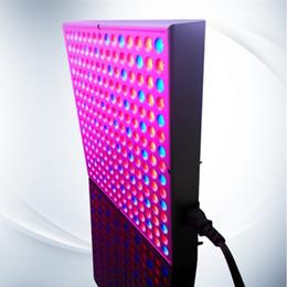 Wholesale-1X Hydroponic LED Grow Light 135W LED Panel Grow Lights para sistema de iluminación hidropónica 165Red 60Blue LED Panel de lámpara más nuevo desde fabricantes