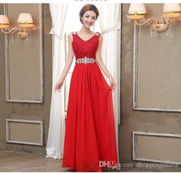 Wholesale Empire Sex - 2015 Fashion Sex Floor-Length Beaded Prom Evening Gowns Backless Lace Sweetheart Plus Size Chiffon Formal Party Dress Special Occasion Dress