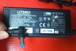 Wholesale Acer Aspire 5741 - AC adapter Power Supply 19V 3.42A 65W for Acer Aspire 5500 5520 5532 5536 5542 5732Z 5738 5738Z 5738PZG 5741 ,Free AC power cable