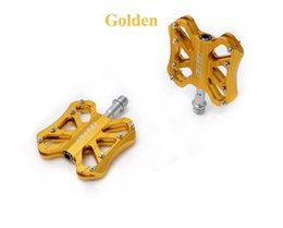 Wholesale Fix Seals - DEPRO Ultralight Aluminum Alloy Cycling Pedals Self-Lubricating Sealed Bearing Professional Road MTB Bike Pedal Bicycle Pedals