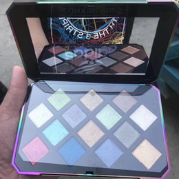 Wholesale Makeup For Sale - New Fenty Beauty Galaxy Eyeshadow Palette 14 Colors By Rihanna Eyeshadow Palette Shimmer and Matte Makeup For Pre-Sale Free DHL