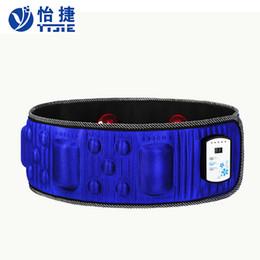 Wholesale Electric Weight Loss Belt - Slim massage belt vibration fat burning slimming belt slimming belt fat electric weight loss massager hin belly machine HB13-SL-llsdsq