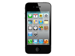 Wholesale Mobile Iphone4s - Original Apple iPhone4s WCDMA 3G mobile phone black   white IOS dual-core 3.5 960x640 pixel 8MP camera Cell phone USED