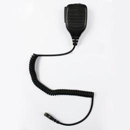 Wholesale Baofeng Radio Mic - Rainproof 2-Pin Shoulder Remote Speaker Mic Microphone PTT For Kenwood Wouxun Puxing Baofeng Two Way Radio 2pin