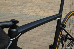 Wholesale Cheap Framed Bikes - Best quality SL6 carbon frame road bike t1100 carbon road frameset UD gloosy finish cheap road carbon frame made in taiwan hot selling