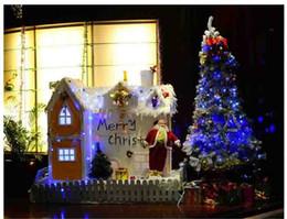 LED lumières décoratives lumières de Noël chaîne de 10 mètres lampe étanche lampe 100 cordes blanches à une lampe de mariage de mariage de conte de fées déco ? partir de fabricateur